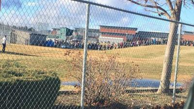 Stolen car and bomb threat put Central Valley High School in lockdown