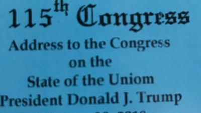 Tickets to Trump speech promise strong State of the 'Uniom'