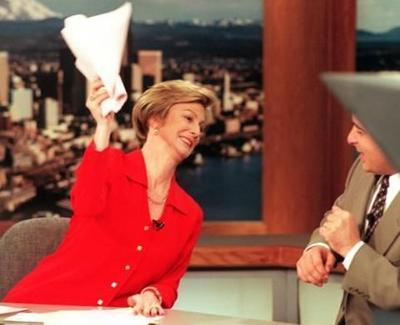 Longtime Seattle News Anchor Kathi Goertzen Dies   News