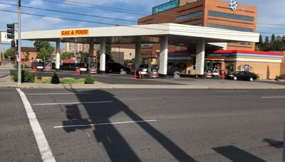 Two men steal woman's car in downtown Spokane early Wednesday morning