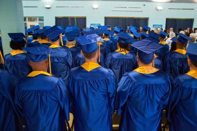 Airway Heights Correctional Center commencement