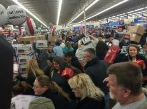 UPDATE: 11-Year-Old Trampled At Walmart During Black Friday Rush