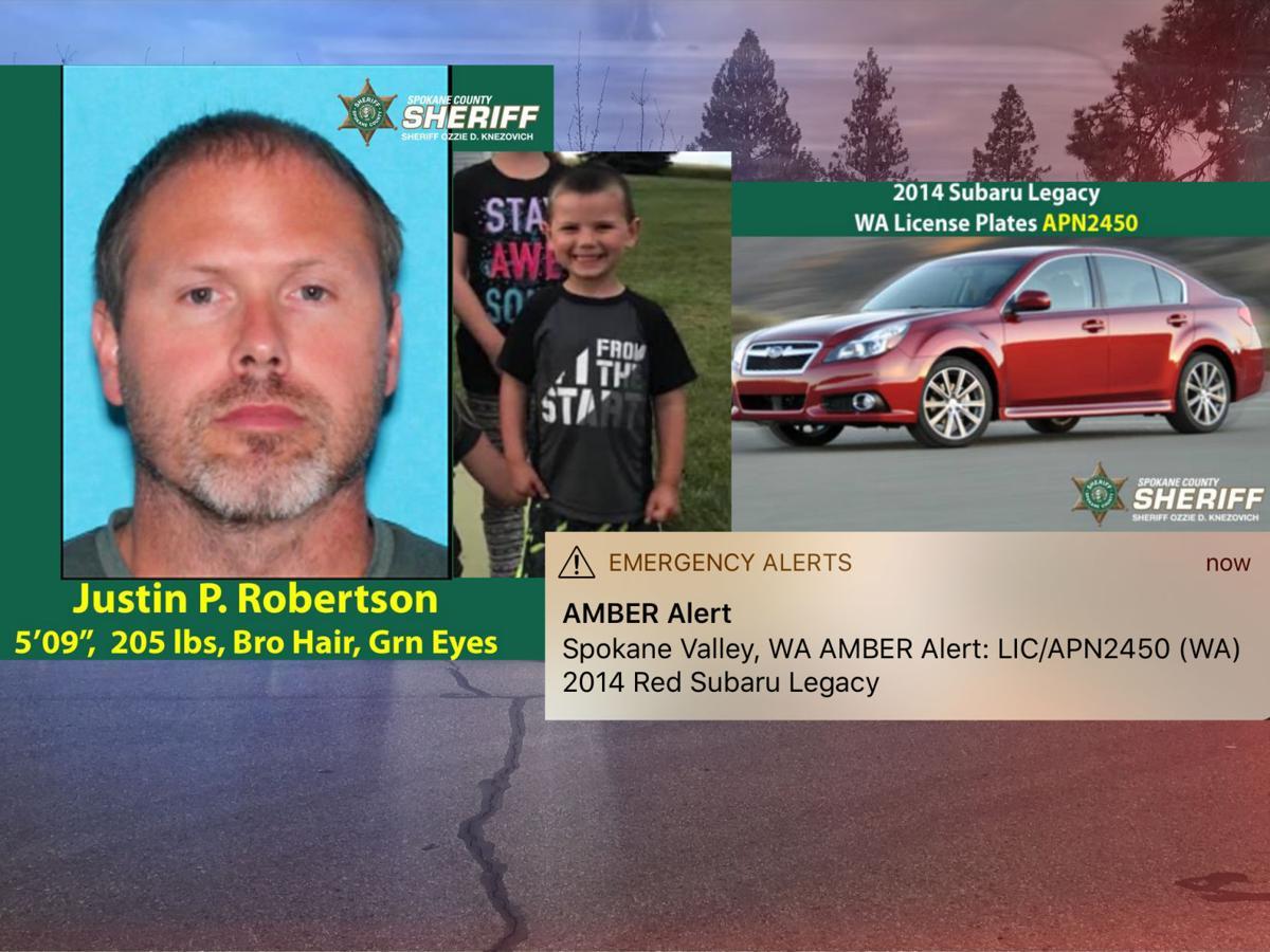 Amber Alert 4-23-19 SV Stabbing, Kidnapping