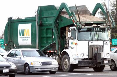 garbage truck generic