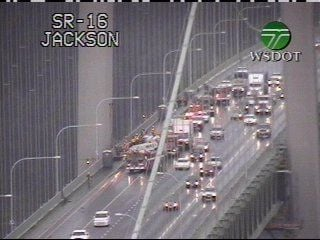 Injured worker rescued from Tacoma Narrows Bridge | KHQ