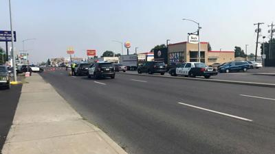 Woman hit by truck near Division and Longfellow