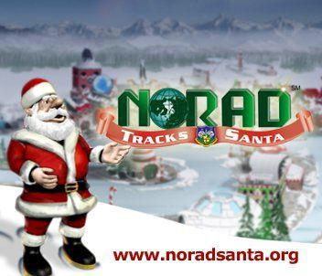 Track Santa's Journey Using The Official NORAD Tracker