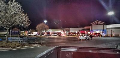 Walmart Evacuation