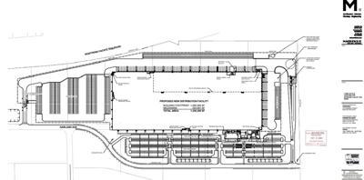 Massive Amazon-like distribution facility planned in Spokane Valley