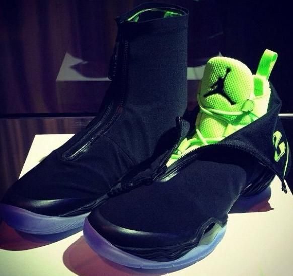 michael jordan new shoe