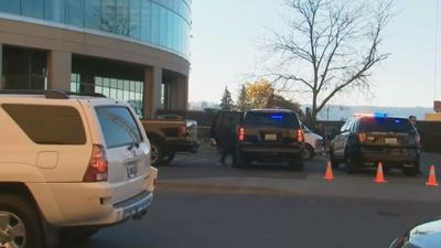 Man who fell to his death outside downtown Spokane library identified
