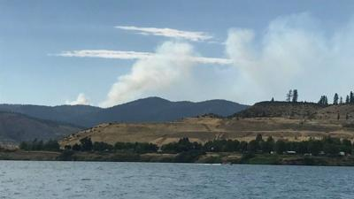UPDATE: Redford Canyon Fire near Keller now at 500 acres