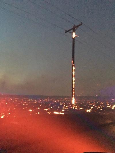 Blackrock fire now more than 20,000 acres