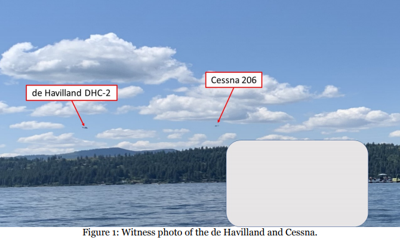 NTSB releases preliminary report on Lake Coeur d'Alene plane crash that killed 8