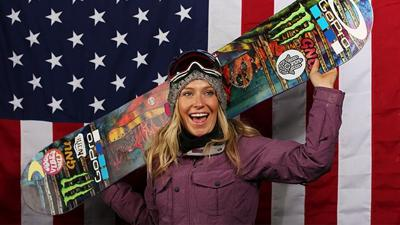 The Latest: USA's Anderson takes gold in women's slopestyle