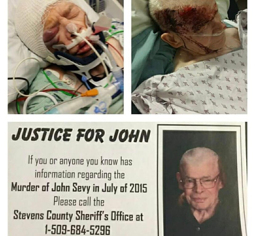 Q6 Cold Case: Dying Words John Sevy