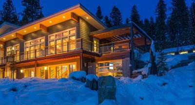 PHOTOS: DIY's Blog Cabin overlooking Lake Coeur d'Alene up for sale!