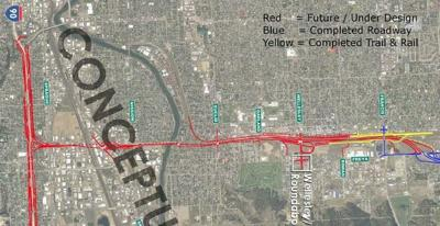 City of Spokane announces North South Corridor completion timeline