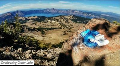 Hot Clicks: Woman faces possible felony charges after defacing national parks with her 'art'