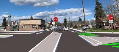 City of Spokane looking for public feedback on Illinois Avenue bikeway project