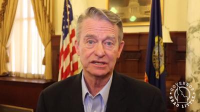 Brad Little Idaho Governor