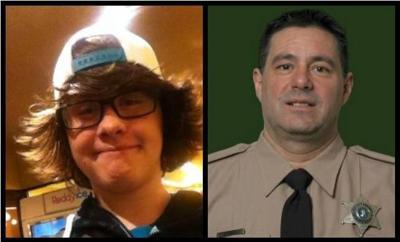 Identity Released Of Spokane Valley Deputy Who Hit Boy On Bike