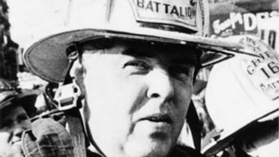 Newly found blood vials allow for funeral of 9/11 fire chief