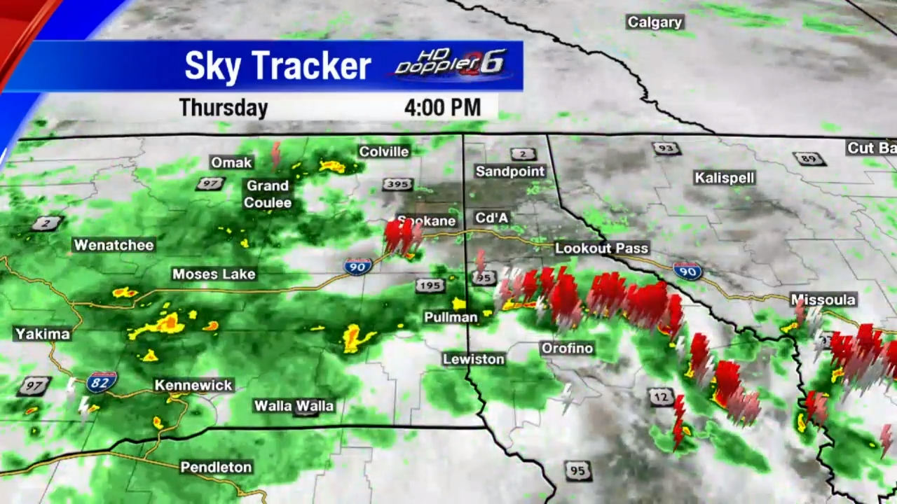 flood watches and warning as severe thunderstorms and