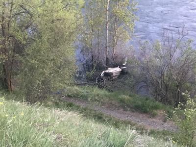 Spokane River crash 5/5/2020