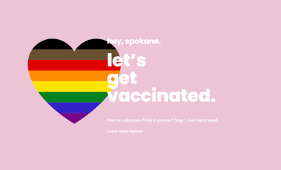 Spokane Pride giving away free food, paying $75 to get vaccinated