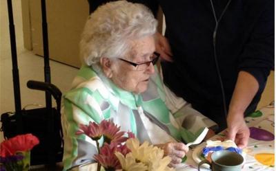 Cheney woman celebrates 110th birthday
