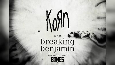 Korn Breaking Benjamin Spokane Arena
