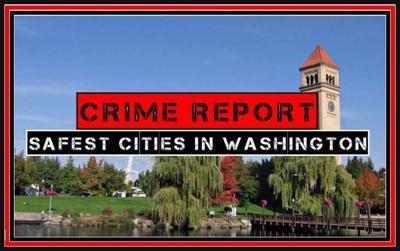 Spokane almost dead last on Washington's safest cities list