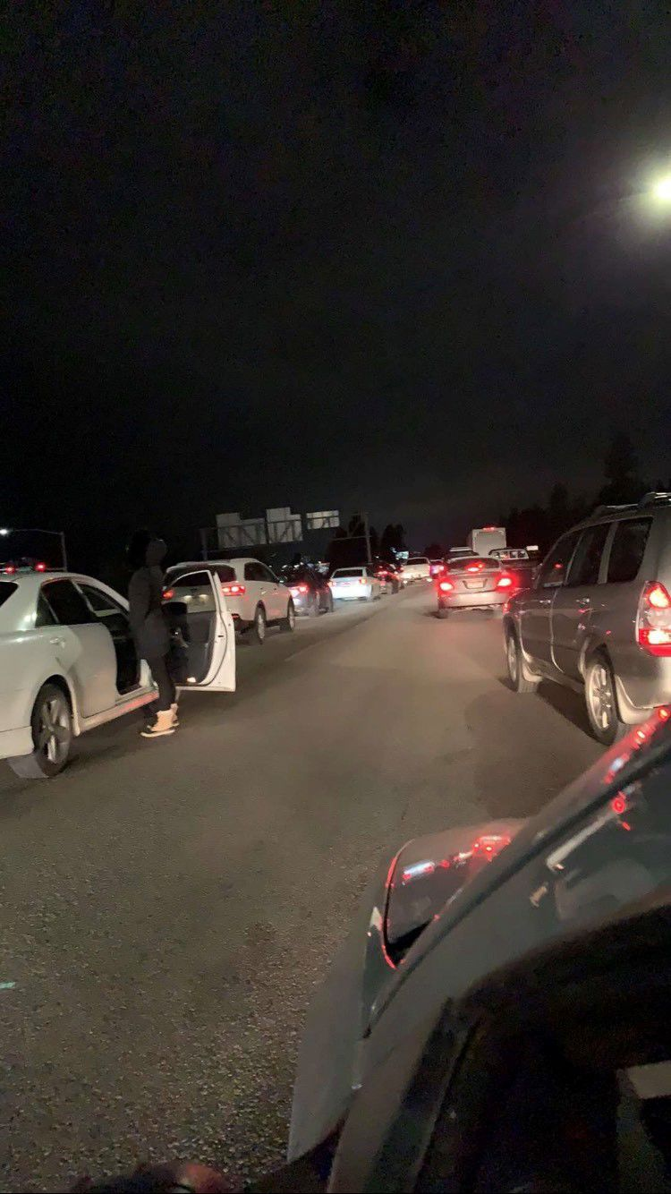 Incident at Idaho rest stop closes both lanes of I-90 from exit 5 to exit 12