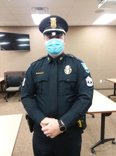 West Rusk grad becomes police seargeant in Pearland
