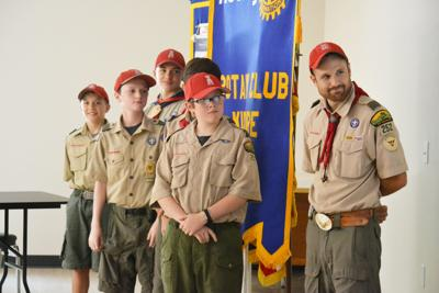 Engagement, activities spur growth of local Scouts roster