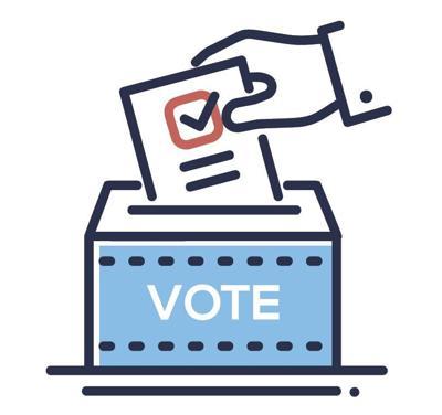 elections ballot box icon