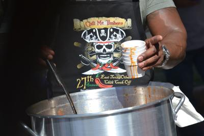 GOBS o' GRUB  |  Oilfield offers rich bounty at massive chili cook-off