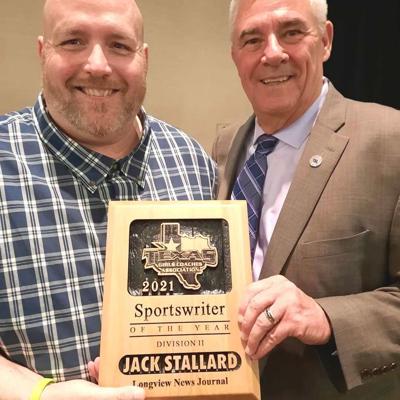 Jack Stallard-award