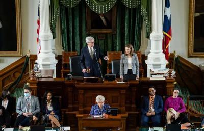 Texas Senate advances bills while House remains sidelined