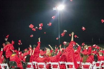 Kilgore HS Class of 2019  earns diplomas, fanfare