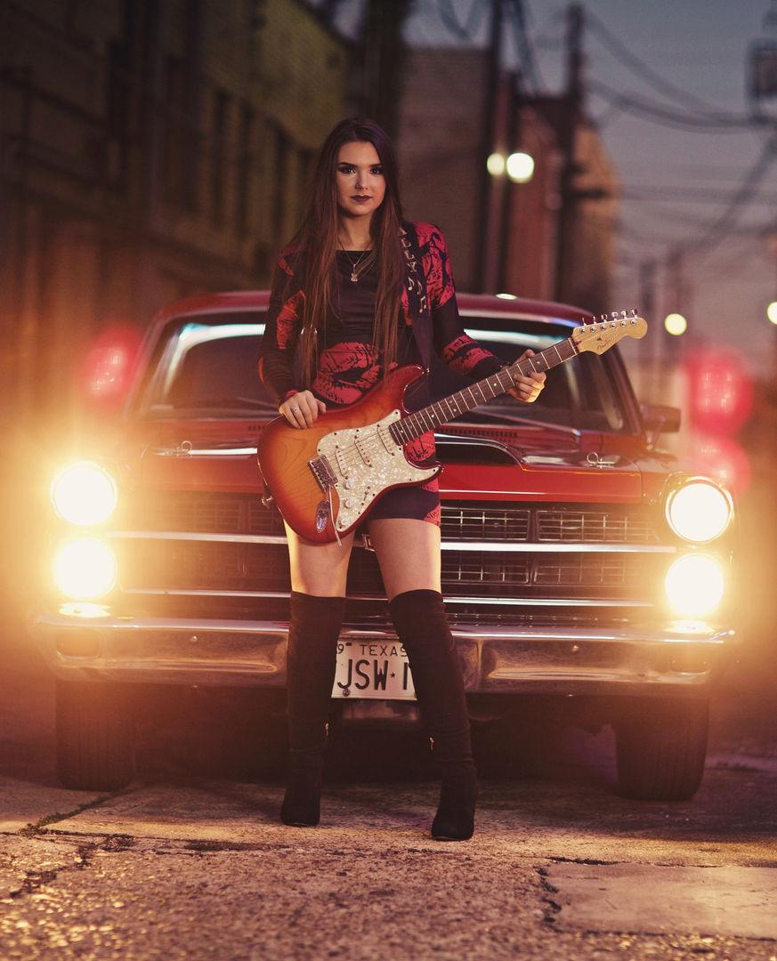 Ally Venable Promo Photo