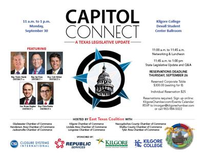 Capitol Connect draws lawmakers here for chambers' 2019 legislative update