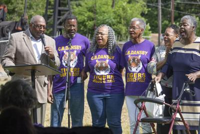 Marker helps preserve legacy of C.B. Dansby High School