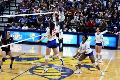 Sabine volleyball