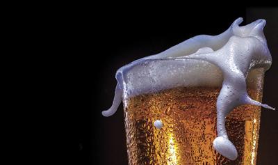 His pint runneth over  |   Hefty tip jars Kilgore bartender