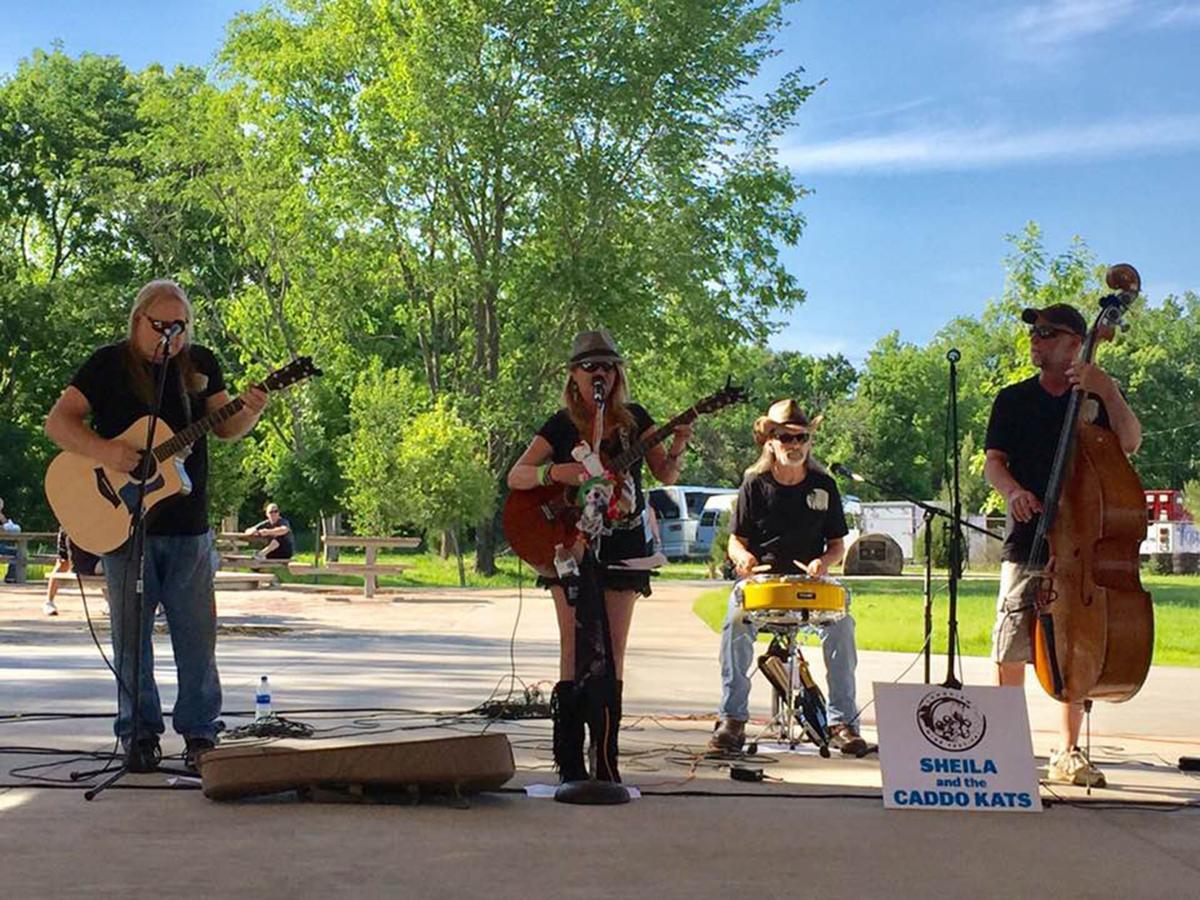 East Texas artist Sheila Clark releases first album