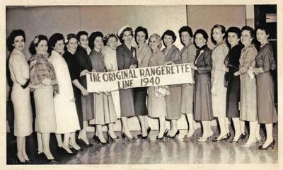 Once a Rangerette, Always a Rangerette