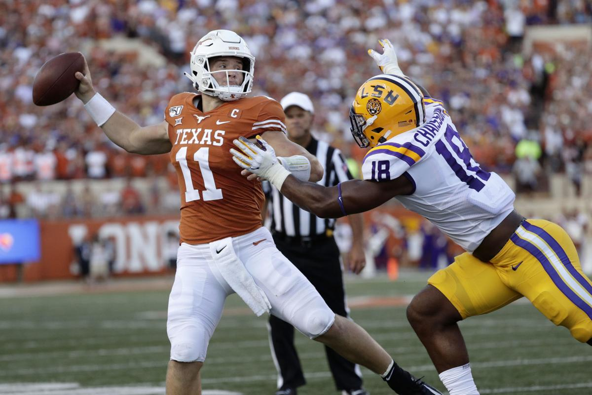 Texas-LSU