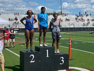 West Rusk track